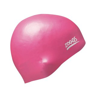 Touca De Natacao Zoggs Silicone - Pink