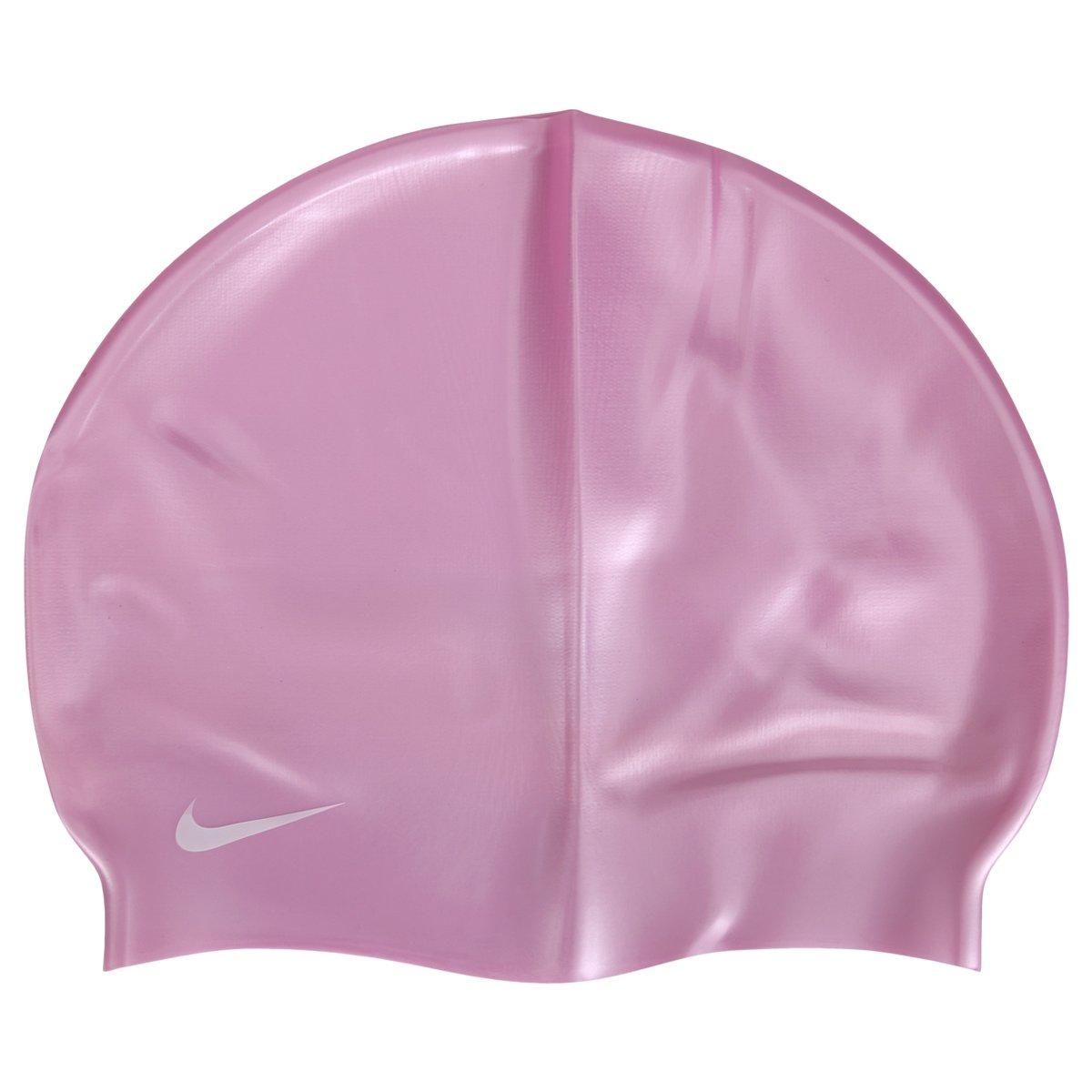 73323972f691c Touca de Silicone Nike Solid - Compre Agora