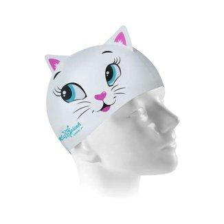 Touca Natação Infantil Speedo Snow Cat