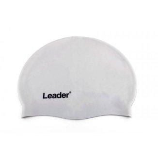 Touca para Natação  Leader em Silicone
