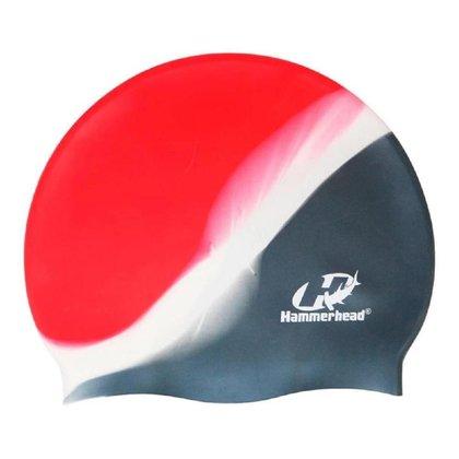 Touca Silicone Adulto Lisa Multicolor Hammerhead - Unissex