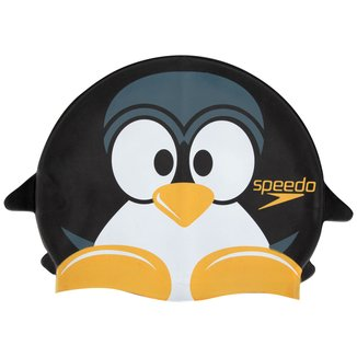 Touca Speedo Pinguim Infantil