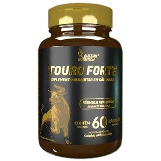Touro Forte Testosterona Alisson Nutrition - 60 cápsulas