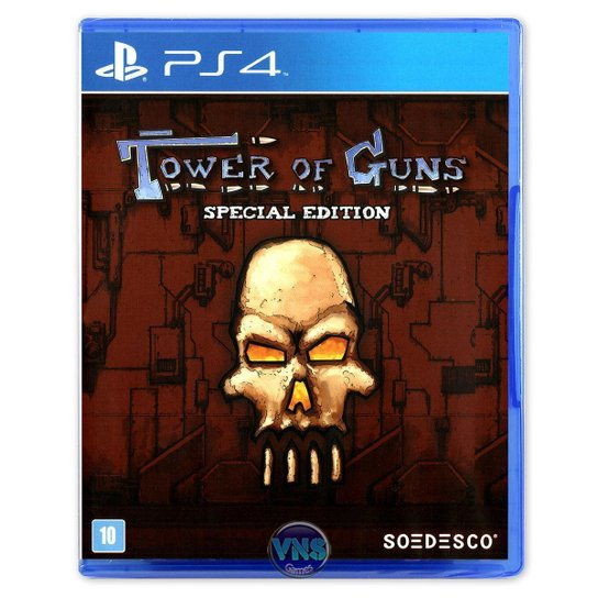 Tower of Guns Special Edition - PS4 - Incolor