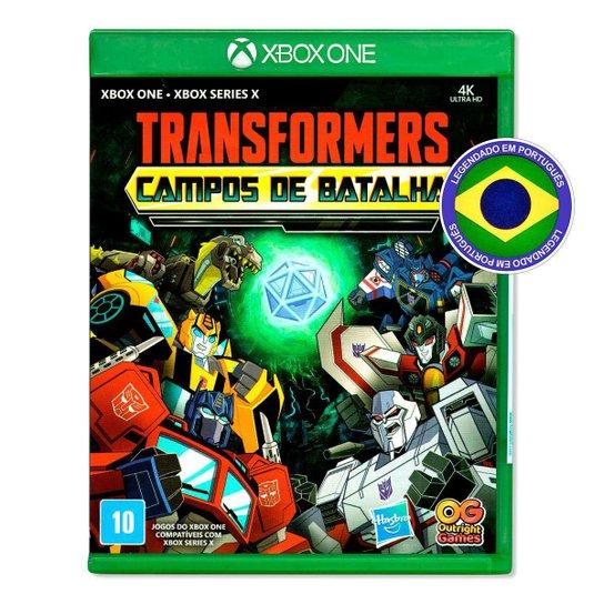 Transformers Campos de Batalha - Xbox One - Incolor
