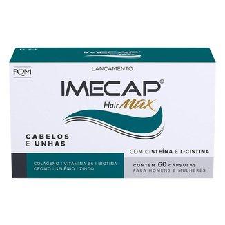 Tratamento Capilar Imecap Hair Max 60 Caps