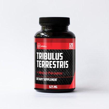 Tribulus Terrestris com Maca 46% de Saponina 120 Cápsulas - Coelho Nutrition