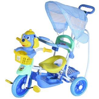 Triciclo Bel Fix Gangorra