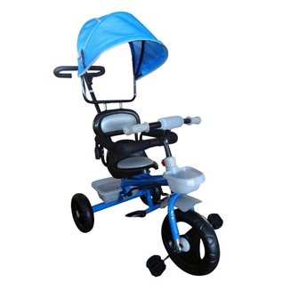 Triciclo Infantil Com Capota Importway BW084AZ -