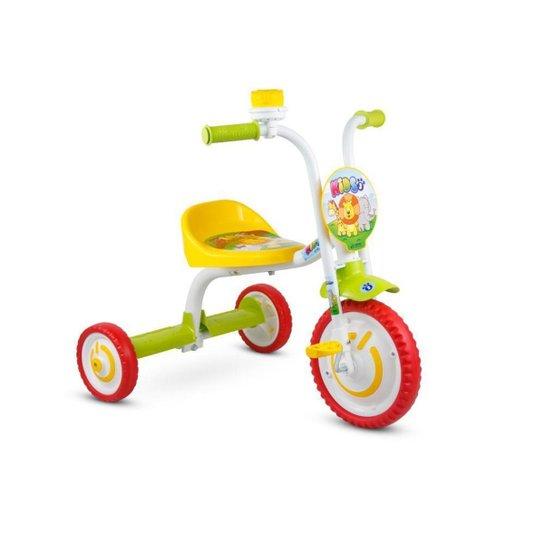 Triciclo You 3 Kids - Amarelo