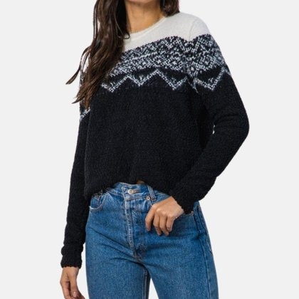 Tricot Cropped Ernest Apeluciado