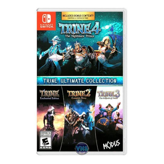 Trine Ultimate Collection - Nintendo Switch - Natural.