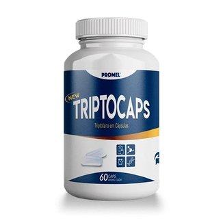 Triptocaps Triptofano 60 Cáps  Promel