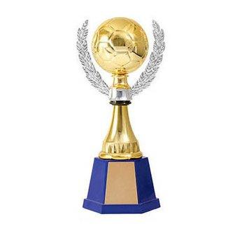 Troféu De Campeão Do Torneio De Futebol