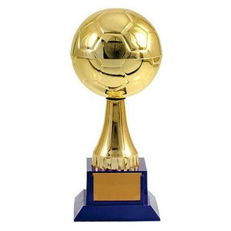 Troféu De Melhor Jogador De Futebol - 24 Cm