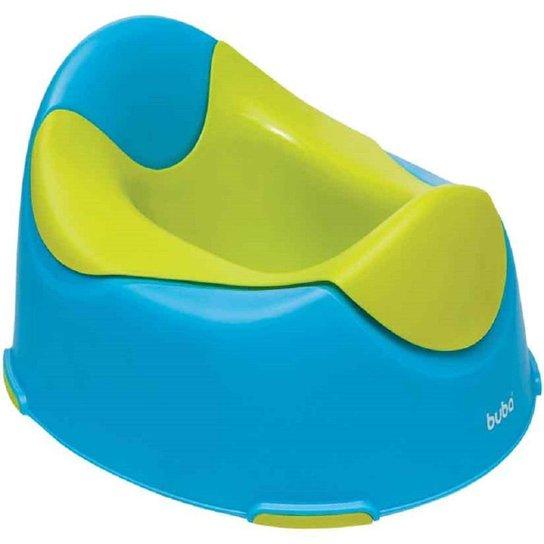 Troninho Infantil Buba Azul - Azul
