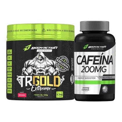 Trt Extreme Ácido Aspártico Zma Triptofano + Cafeína 200mg