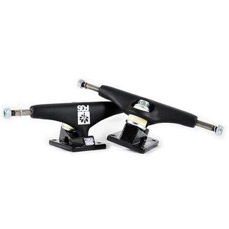 Truck para Skate PGS Pro várias cores139mm-Preto