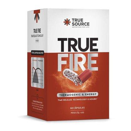 True Fire Termogênico e Energia 60 Cápsulas True Source