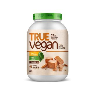 True Vegan 837g - Doce De Leite - True Source