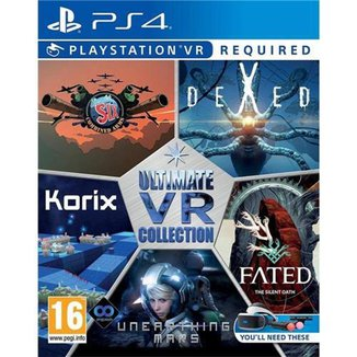 Ultimate Vr Collection - Ps4