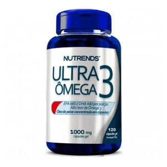 Ultra Ómega 3 120 Cápsulas - Nutrends