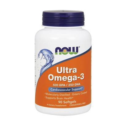 Ultra Omega-3 Now Sports – 90 Softgels