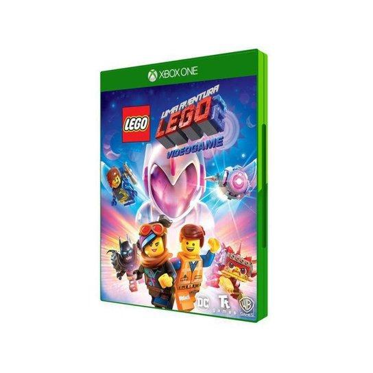 Uma Aventura LEGO 2 - Azul Claro