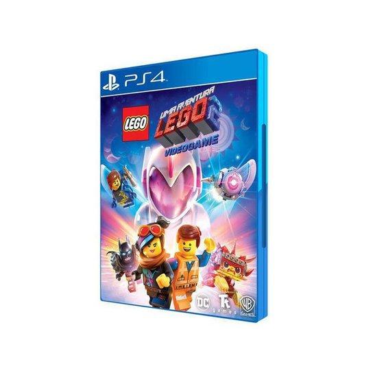 Uma Aventura LEGO 2 - Azul Claro+Azul