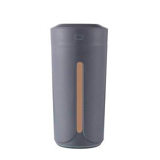 Umidificador Aromatizador Ultrassonico Difusor Purificador Aromaterapia USB