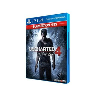 Uncharted 4: A Thiefs End para PS4