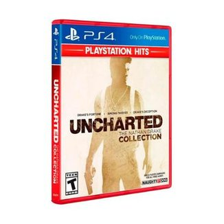 Uncharted The Nathan Drake Collection Hits Ps4