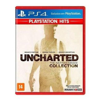 Uncharted - The Nathan Drake Collection PS Hits - PS4