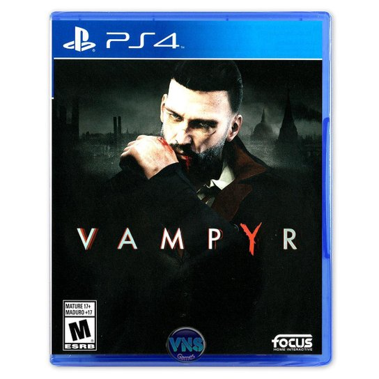 Vampyr - PS4 - Incolor