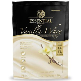 Vanilla Whey (30g) - Essential Nutrition