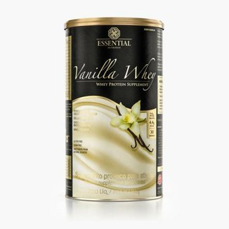 Vanilla Whey  900g - Essential Nutrition