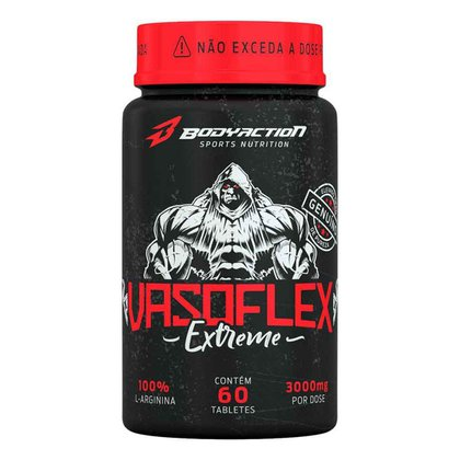 Vasoflex Body Action 60 Tabletes