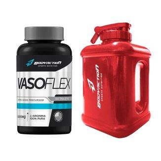 Vasoflex Extreme 60 Comp Arginina Vasodilatador Body Action