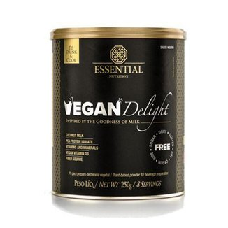 Vegan Delight - 250g Neutro - Essential Nutrition