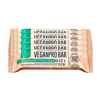 Veganpro Bar 10 Unidades Barra Vegana