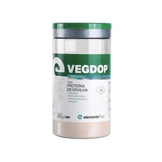 Vegdop Proteína De Ervilha ElementoPuro 450g Natural
