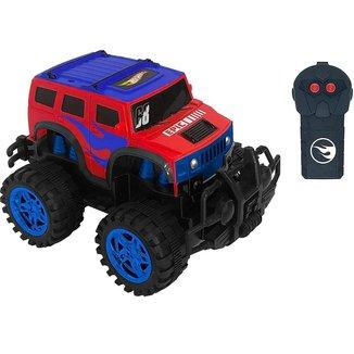 Veiculo Expedition Hot Wheels Radio Controle 3 Funções 4535