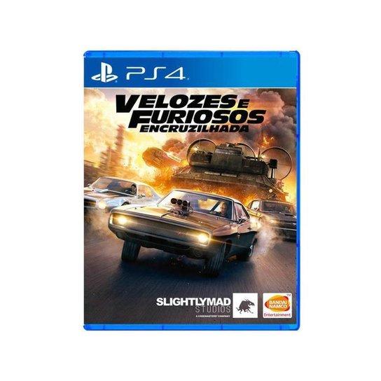 Velozes e Furiosos: Encruzilhada para PS4 - Incolor