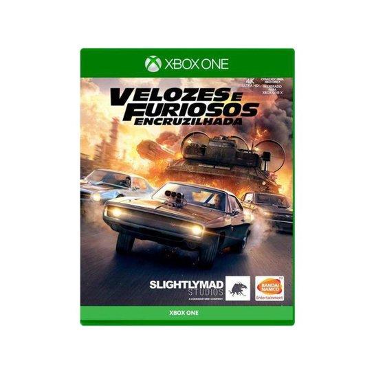 Velozes e Furiosos: Encruzilhada para Xbox One - Verde