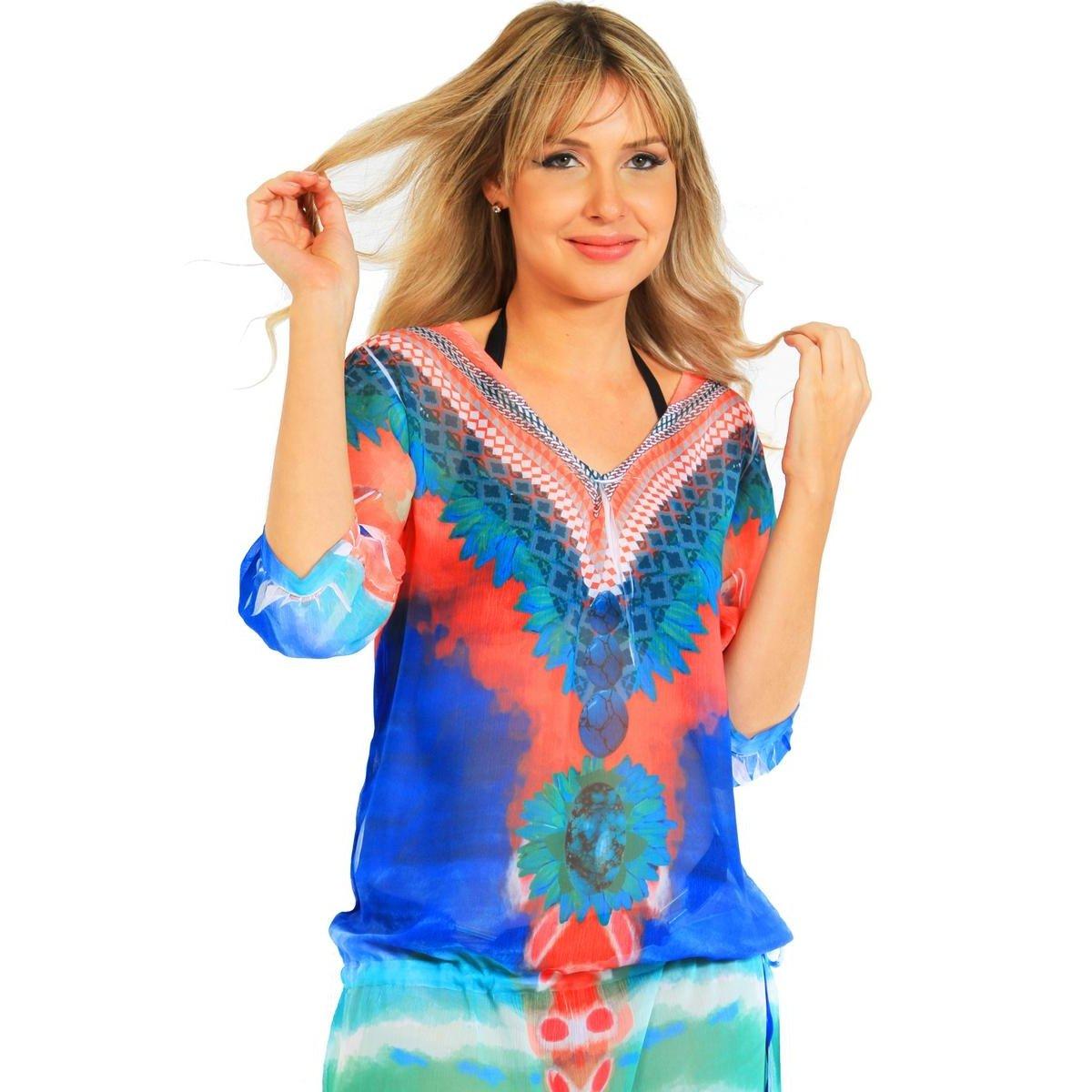 f68c628b0 Vestido 101 Resort Wear   Netshoes