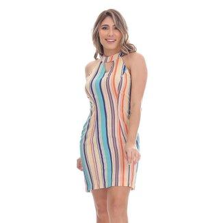 Vestido Clara Arruda Detalhe Costa  50456