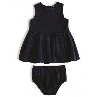 Vestido Com Calcinha Bebê - Tiptop - 13200340