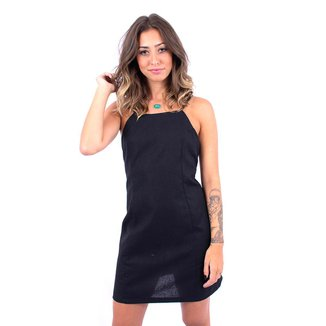 Vestido de Linho Up Side Wear