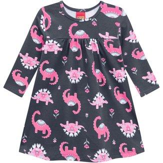 Vestido Infantil  Cotton  Kyly