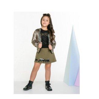 Vestido Infantil Gabriela Aquarela Be Happy